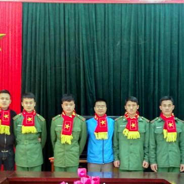 Đến với đồng bào xã Biên giới Phiêng Pằn, Mai Sơn, Sơn La