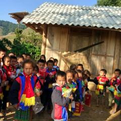 Trở lại Sơn La ngày đông tháng 11.2017